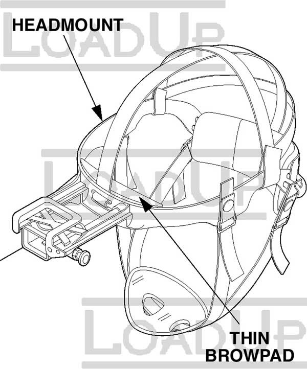 Chin Strap for Nightvision Headmount