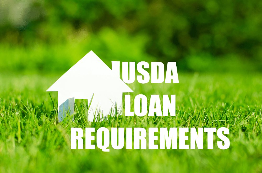 It's always wise to be. USDA Loan Requirements   2020