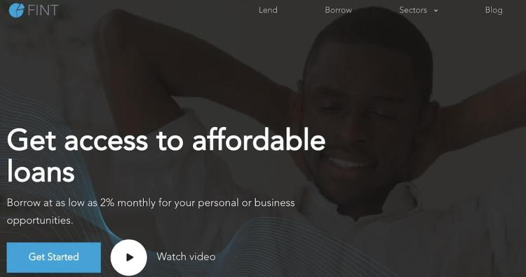 one of the loan companies in Nigeria - fint