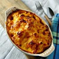 Cauliflower Cheese @loavesanddishes.net