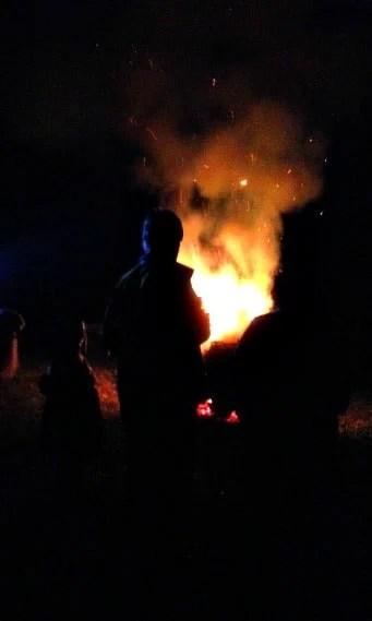 christmas tree fire 2