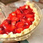 Easy Homemade Strawberry Pie