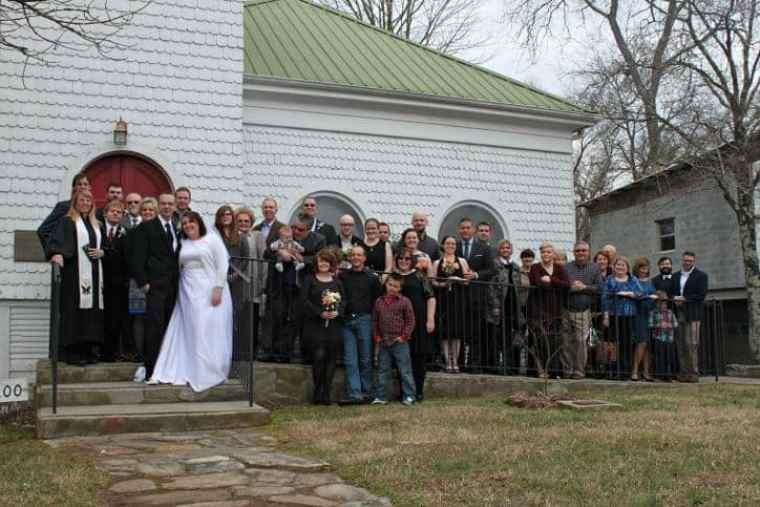 Wedding Party - PHOTO CREDIT ANN VERNON