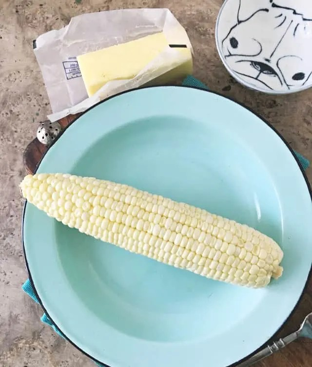 how to microwave sweet corn on the cob