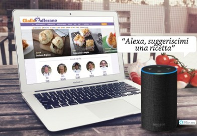 Alexa di Amazon ci insegna a cucinare