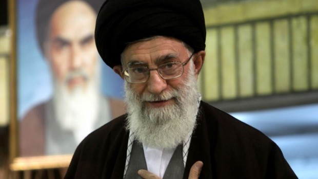 Khamenei-Khomeini