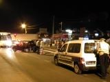 Sudar prouzrokovao gužvu na ulazu u Borču 26.07.2013