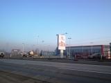 Izgradnja supermarketa Idea u Borči se bliži kraju - 16.12.2013