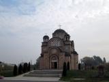 Crkva Svetog Luke u Krnjači - Krnjača