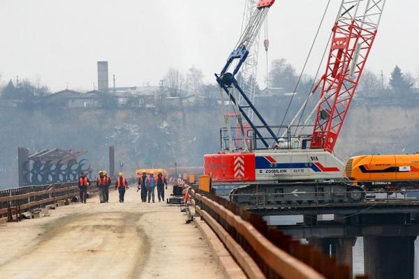 Staće radovi na mostu Zemun -Borča ukolio uzmu Mačvu