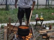 Borčanci najbolji u kuvanju riblje čorbe