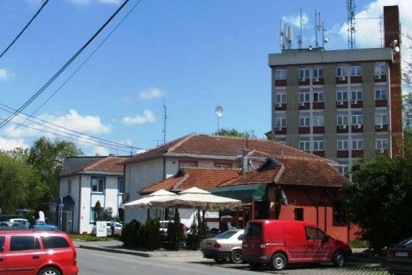 Borca - Policijska stanica - Dom zdravlja - Mesna Zajednica - 2014