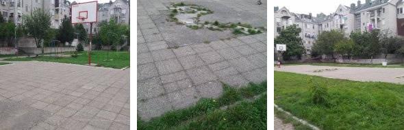 Kosarkaski teren centar 5 - Drinske divizije, Borča