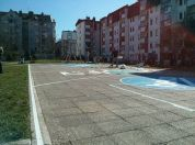 Beko osvežava košarkaški teren u Borči, LOBI