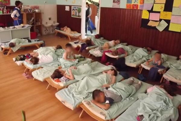 Boravak dece u vrticu 2015