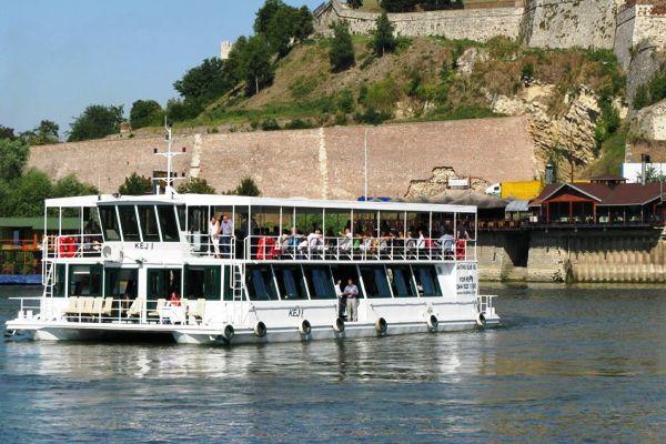 Besplatno krstarenje rekama Beograda - 2015