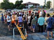 Padinska Skela dobila teretanu na otvorenom - 2015