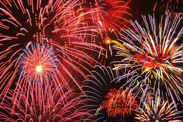 Vatromet, nova godina, LOBI