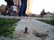 Postavljenje klupe u parkiću u Borči - Lobiranje - Lobiraj i ti
