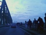 Gužve na Pančevcu 24.12.2012