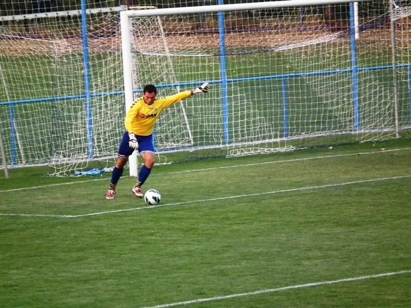 BSK Borča - FK Javor
