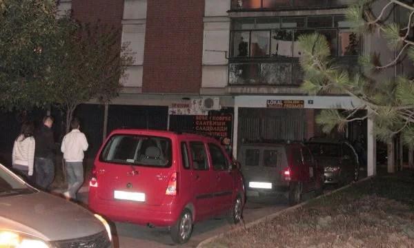 Samoubistvo u Borči