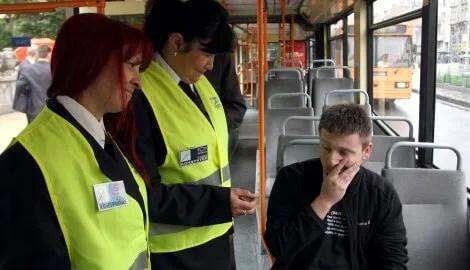 Na liniji 95 napadnuta kontrolorka BusPlusa 26-04-2013