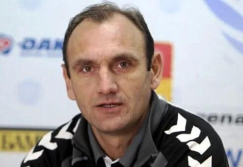 Trener BSK Borče Nebojša Milošević