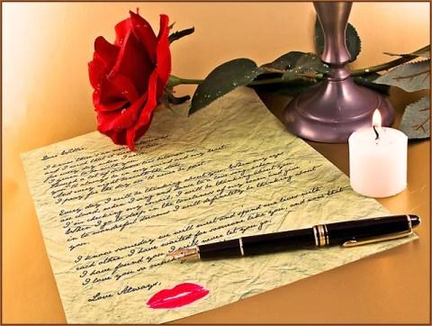 Pisaću ti pisma dugaa - Pisma se pišu srcem