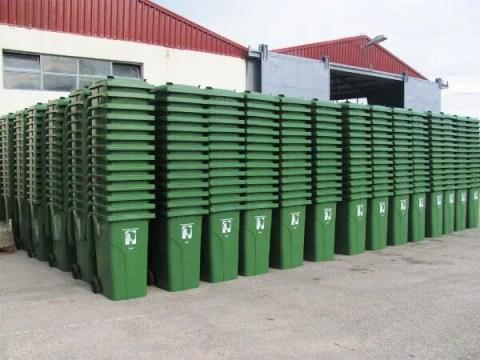 Akcija! Besplatno deljenje kanti za smeće - 03.07.2013
