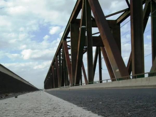 Radovi na Pančevačkom mostu - 19.07.2013