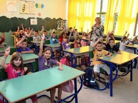 Sve manji broj upisanih đaka u osnovnoj školi Olga Petrov - 24.09.2013