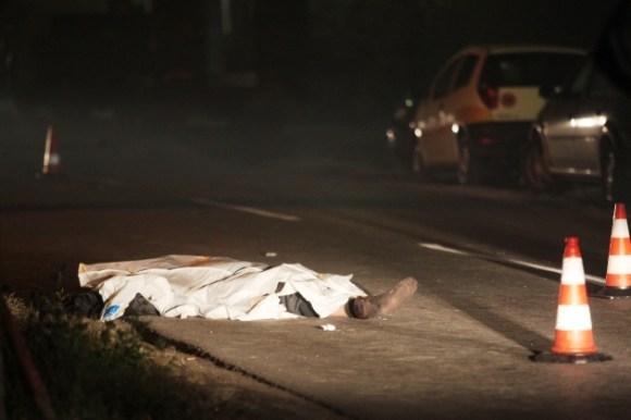 Poginuo pešak na Zrenjaninskom putu - 12.09.2013