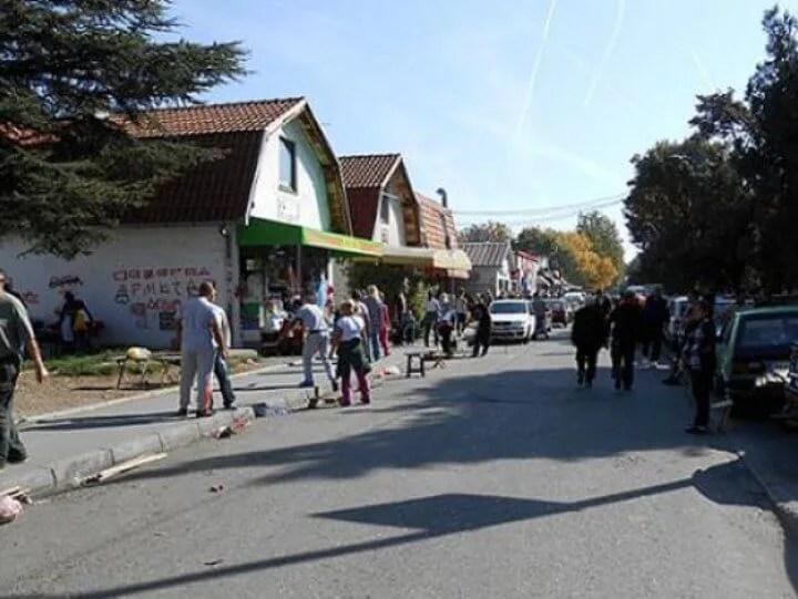 Kontrola počistila nelegalnu prodaju u okolinu pijace u Borči