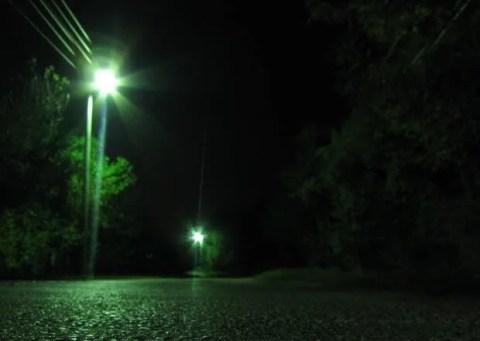 ŠTEDNJA: Isključeno ulično osvetljenje na levoj obali