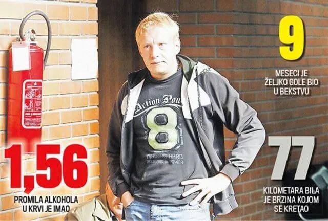Bivšem vozaču Vlade koji usmrtio dete na Pančevcu produžena kazna