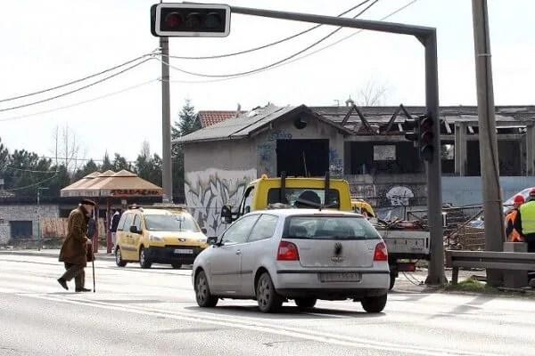 Dve nesreće u 24 sata na Zrenjaninskom putu - 01.04.2014