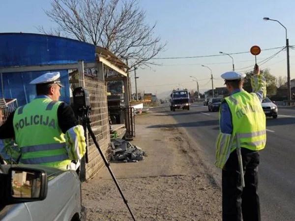 Zabranjeno tonsko snimanje vozača i kamere u patrolnim vozilima policije