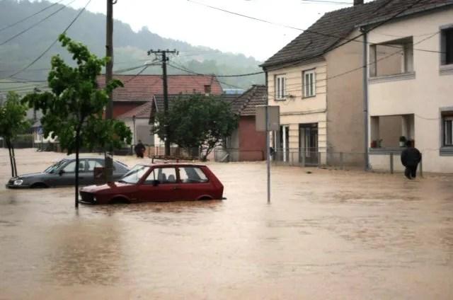 Prijavite opštini Palilula štetu nastalu usled poplava
