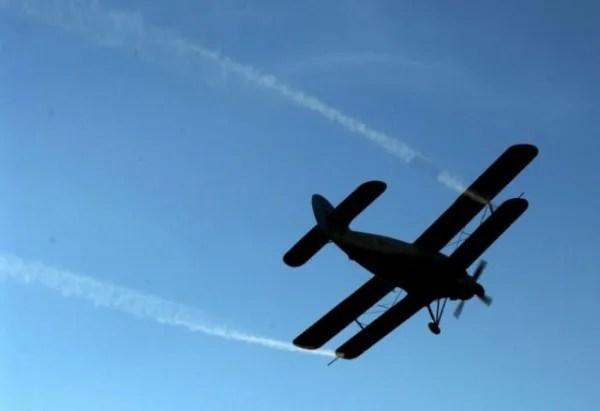 Na levoj obali Dunava angažovano 11 aviona za prskanje komaraca