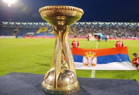 Kup Srbije u fudbalu, Jagodina - BSK Borča 4:0