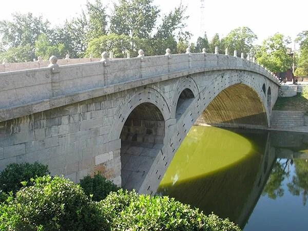 Anji most u Kini star 1500 godina - LOBI