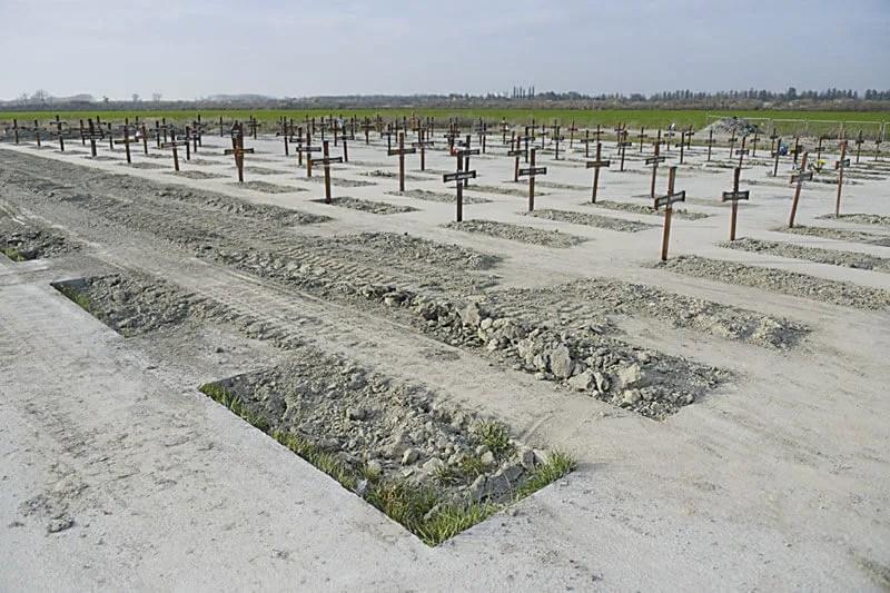 Groblje Zbeg - mesto gde počivaju odbačeni - 2014