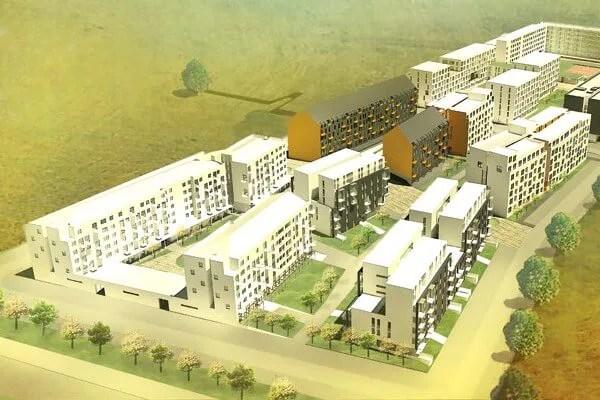 Ove jeseni počeće izgradnja 235 socijalnih stanova u Ovči