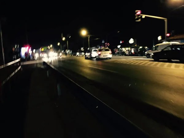 Saobraćajna nesreća, Zrenjaninski put, Krnjača, LOBI