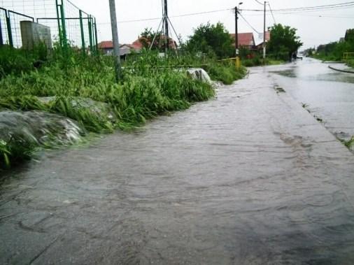 Prošlogodišnja poplava u naseljima na levoj obali Dunava (FOTO) - 2014