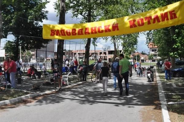 Turnir u šahu i kuvanju riblje čorbe uoči finala Vidovdanskog turnira - Vidovdanski kotlic - 2015