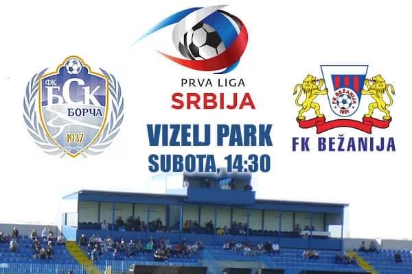 Sutra će BSK iz Borče ugostiti nekadašnji BSK (Bežanija)
