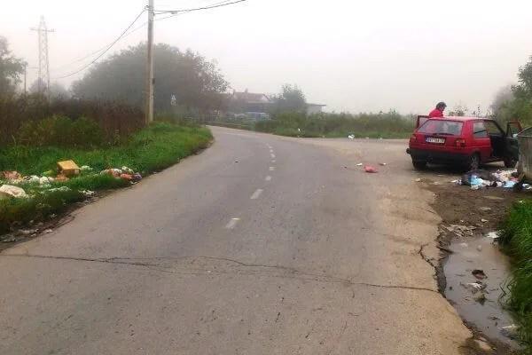 Meštani Crvenke loše gađaju jer bacaju smeće oko kontejnera - 2015