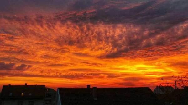 Galerija - Čarobni zalazak sunca na levoj obali-09-11-2015